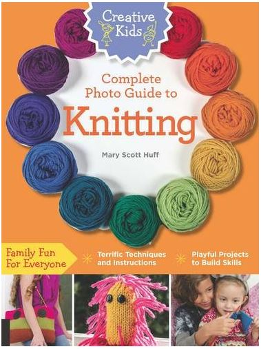 Crafts Knitting |Complete Photo Guide to Knitting