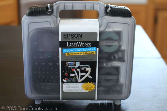 Epson LabelWorks Cable & Wire Label Kit