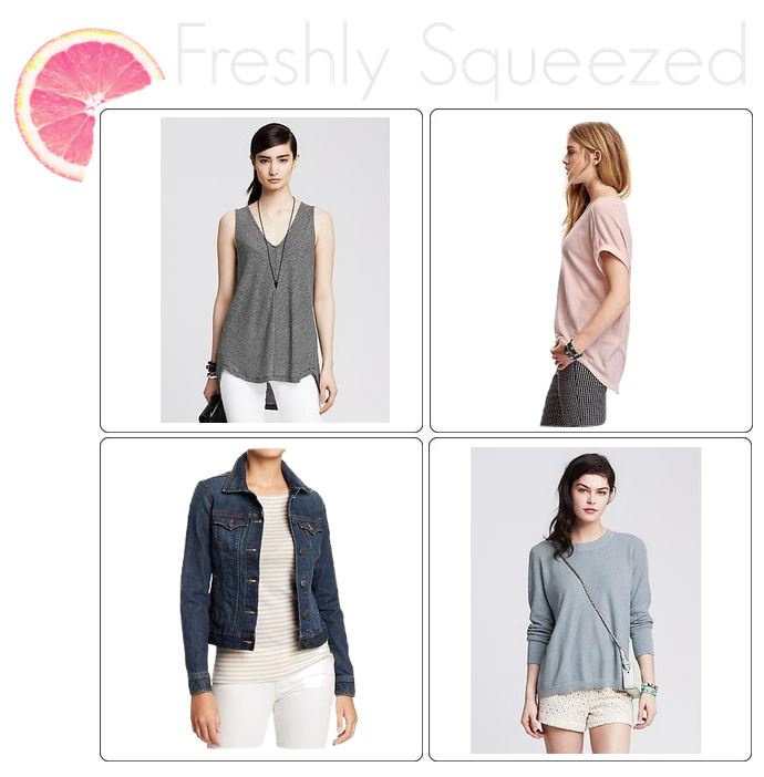 Freshly Squeezed Fall Fashion Trends & Fashion Shopping Tips