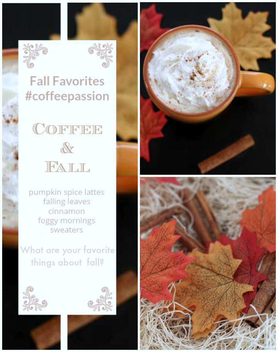 Coffee Time: Fall Favorites A Season To Love