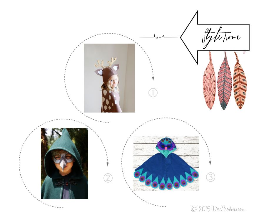 Craft Patterns | Halloween Costume Ideas | Sewing Patterns