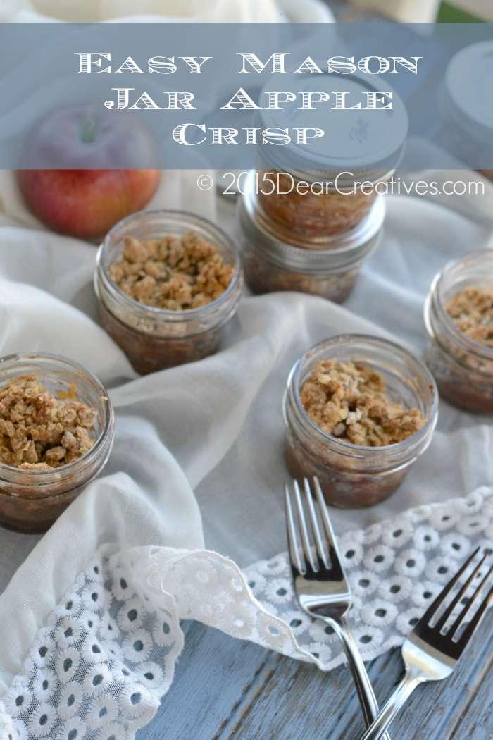 Easy Homemade Apple Dessert 92
