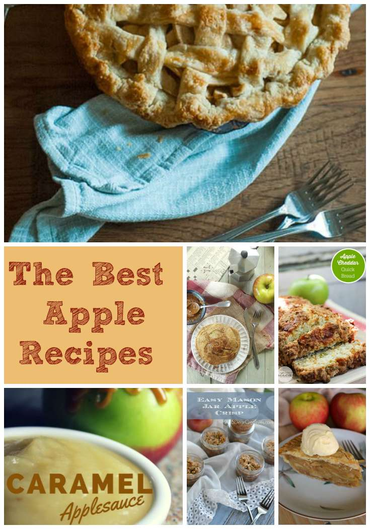 The Best Apple Recipes 2
