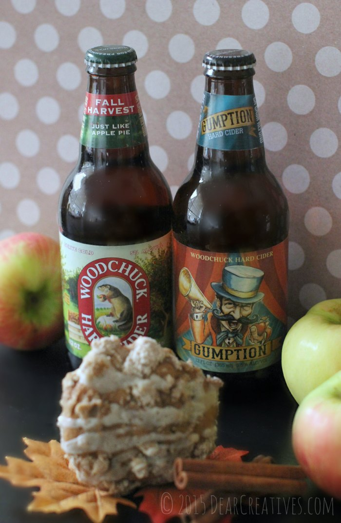 Easy Baking Recipe |Apple Muffins and Gumption Hard Cider