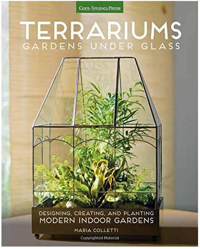 Books Terrariums Gardens Under Glass