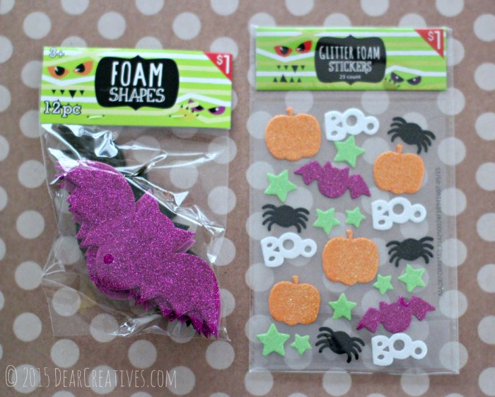 DIY Craft Projects Crafts Foam and Glitter Stickers