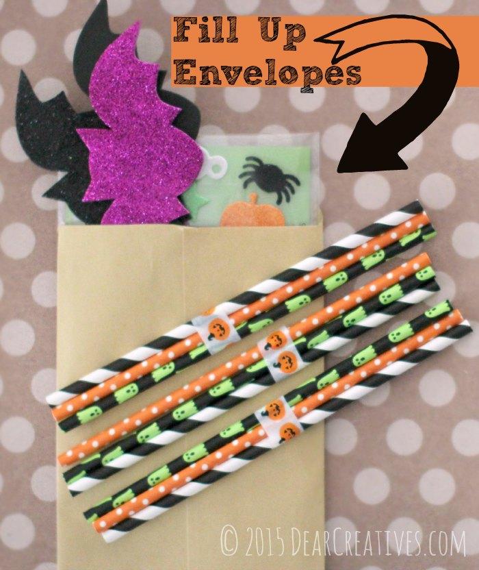DIY Craft Projects Fill Up Kraft Envelopes