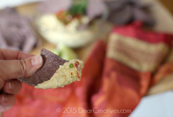 Easy Recipes Appetizer Savory Jalapeno Dip