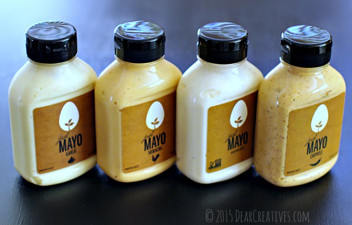 Easy Recipes Just Mayo Food Products