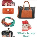 Beauty  Fashion   Whats In My Bag