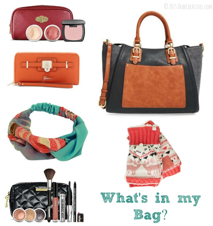 What's In My Handbag? Beauty And Everyday Must Have Essentials!