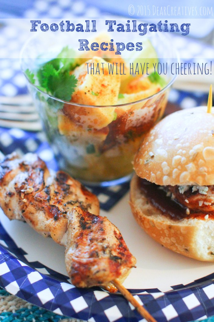 Easy Grilling Recipes | Football Tailgating Recipes