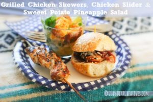 Grilled Chicken Tailgating Recipes