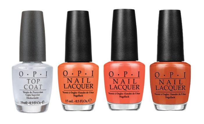 Beauty Tips |OPI fall nail polish. JPG