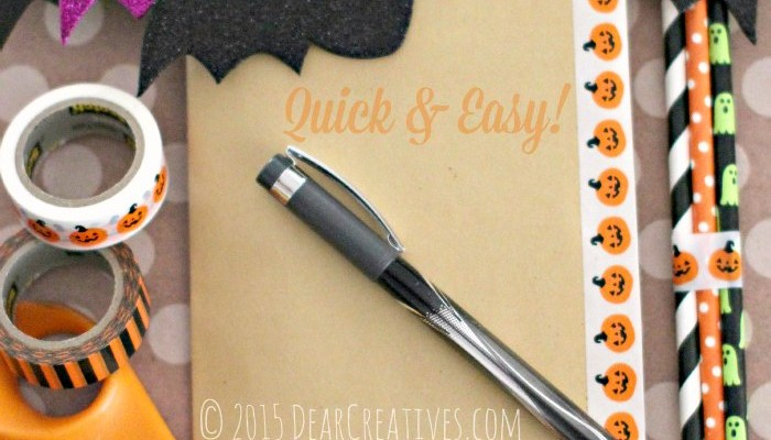 Craft Projects: Easy Halloween Craft Party Favors