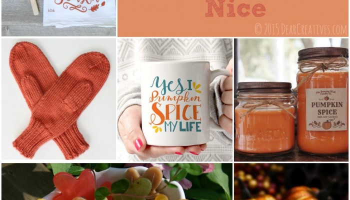 Gift Ideas: Pumpkin Spice And All Things Nice