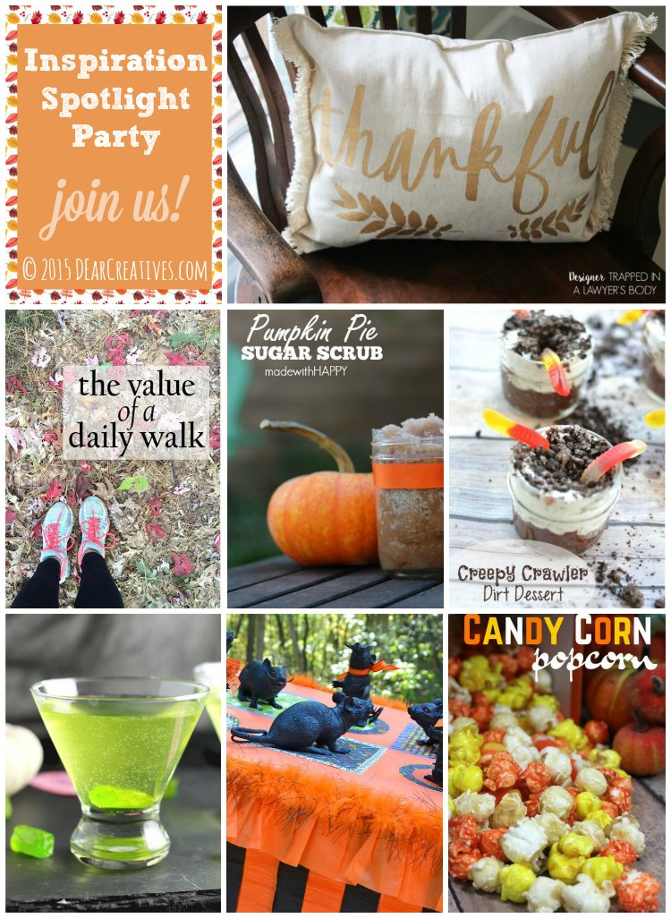 Roundup Inspiration Spotlight Party 168 Features from party 167