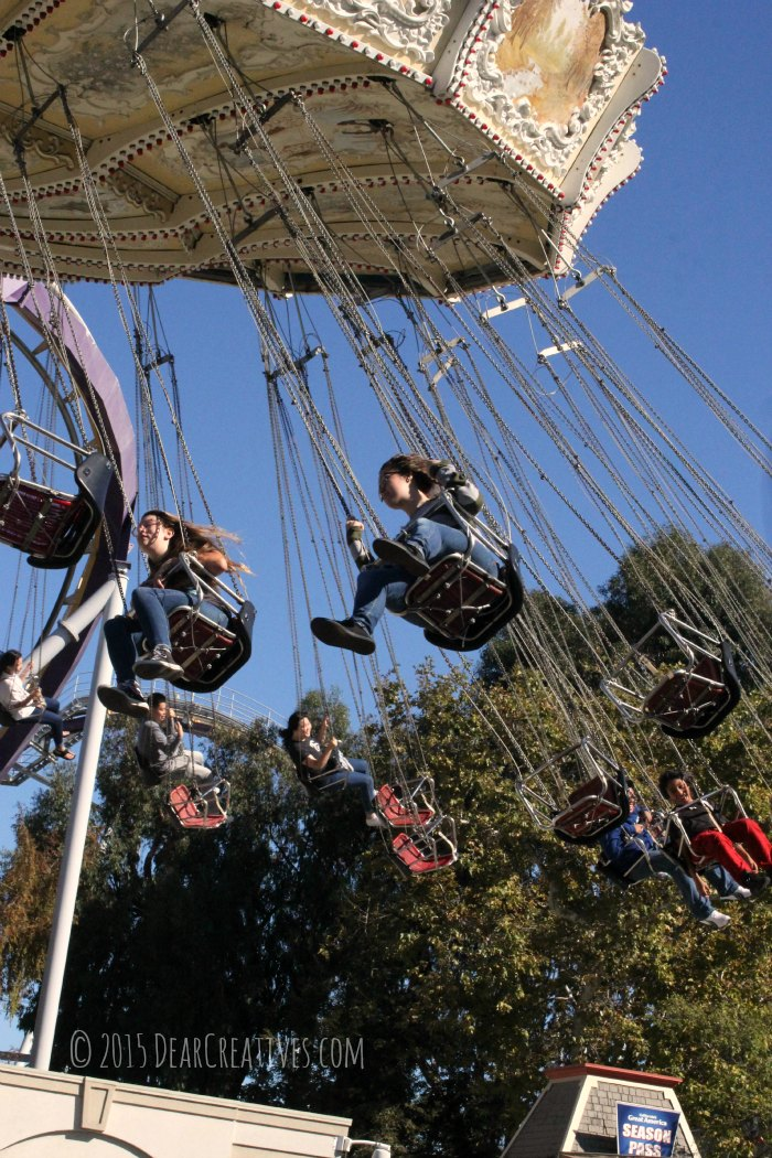 Entertainment Swing Ride Great America