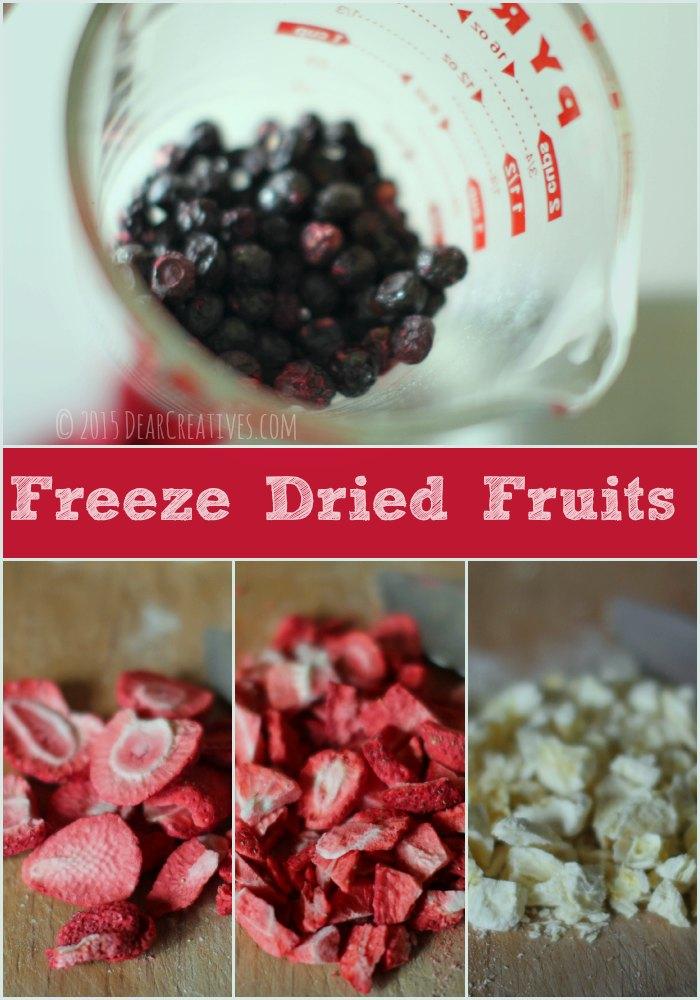 Freeze Dried Fruits 2