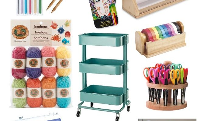 Gift Ideas : The Best Arts And Craft Supplies