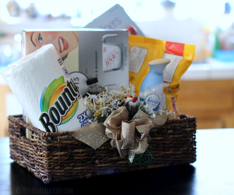 Gift Basket Making Materials : Gift baskets how to make a wired ribbon bow for your