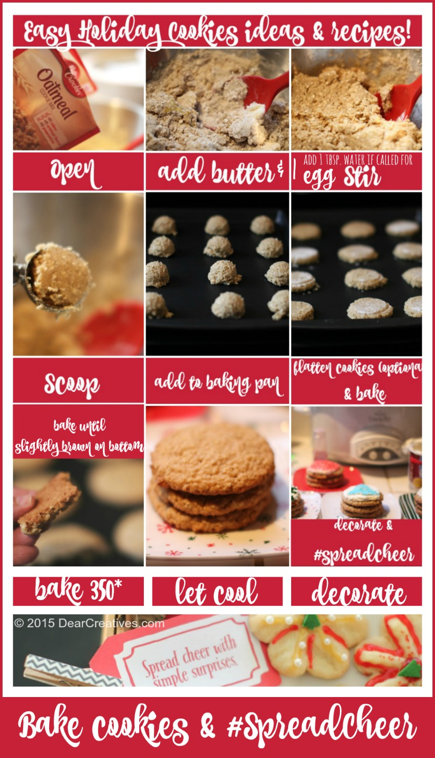 Easy Cookie Recipes And Ideas For Anytime!