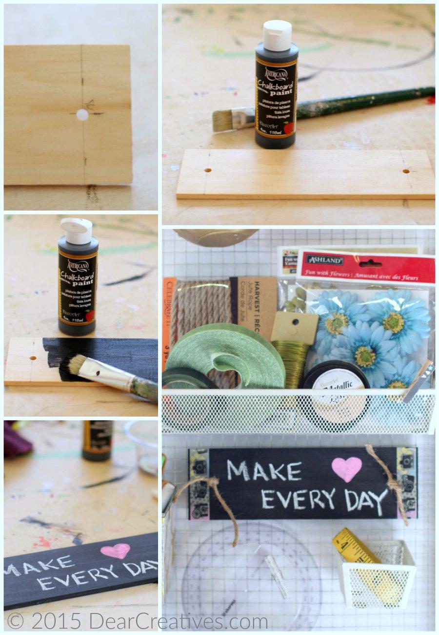 craft storage diy craft room storage ideas. Black Bedroom Furniture Sets. Home Design Ideas