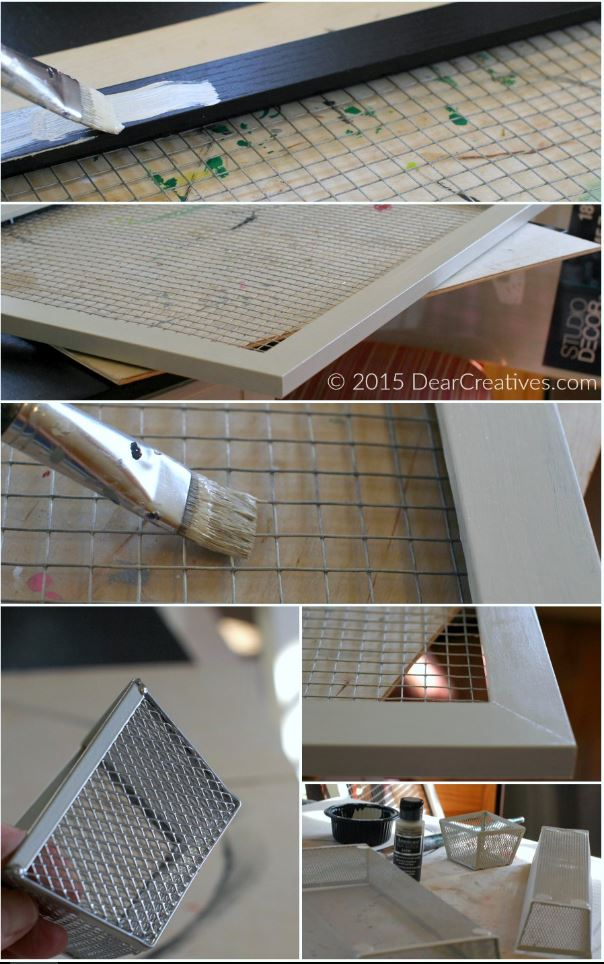 Painting Craft Storage Project
