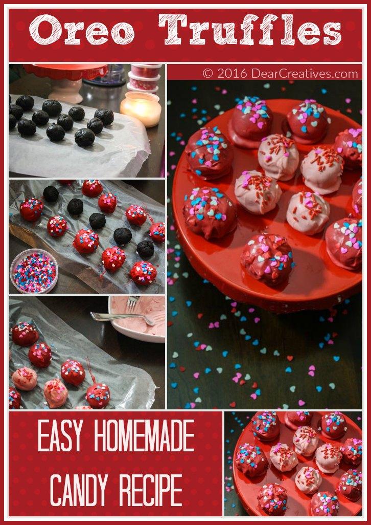 Candy Recipes | Easy Oreo Truffles Recipe