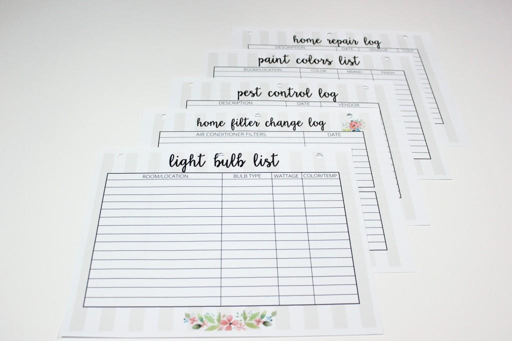 home organization system