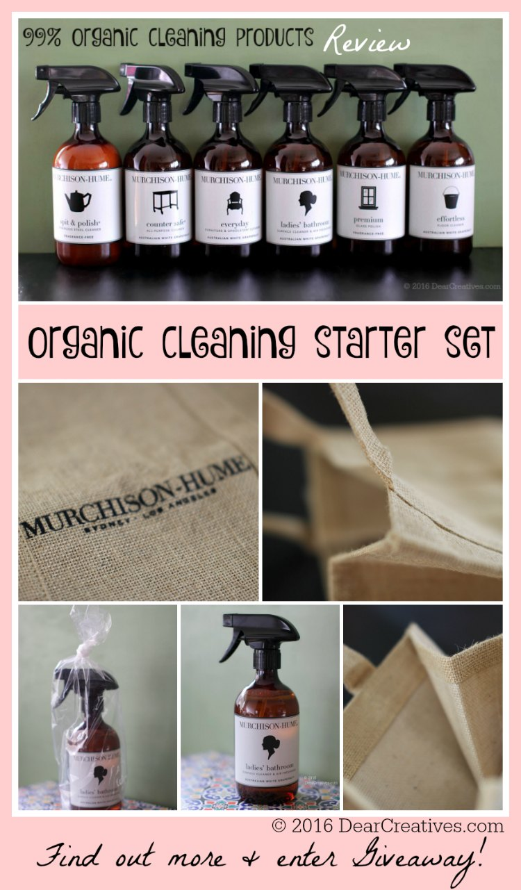 Cleaning Products |Murchison-Hume organic natural cleaning products