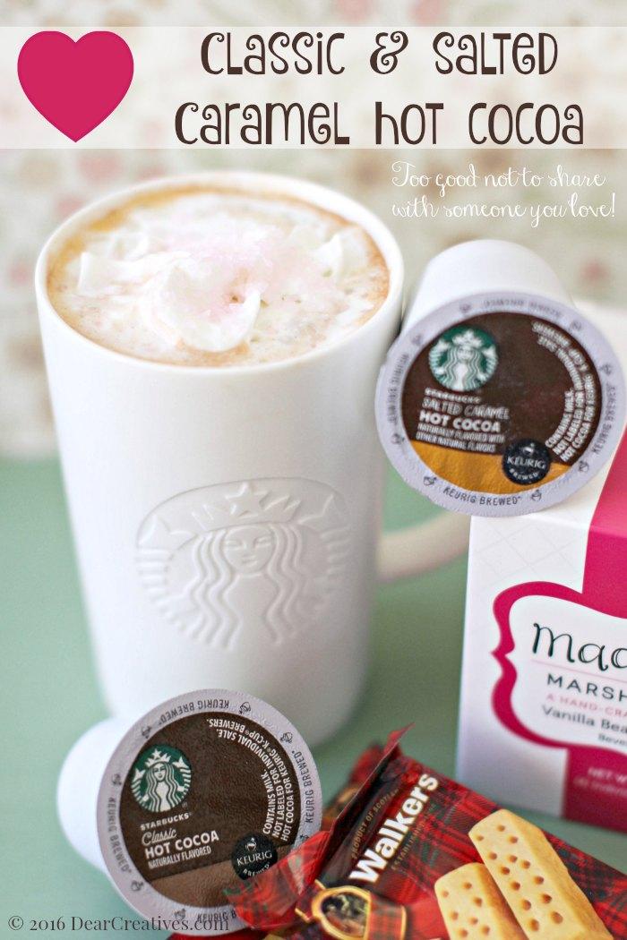 Drink Recipes Starbucks Drinks Hot Cocoa