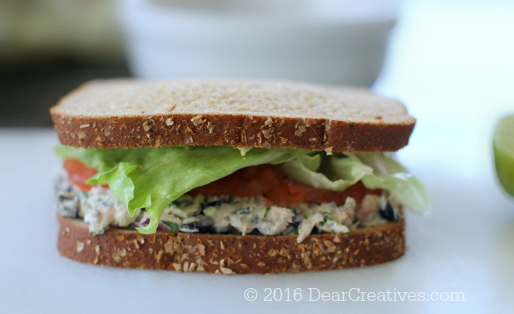 Sandwich Ideas Gourmet Tuna Salad Recipe