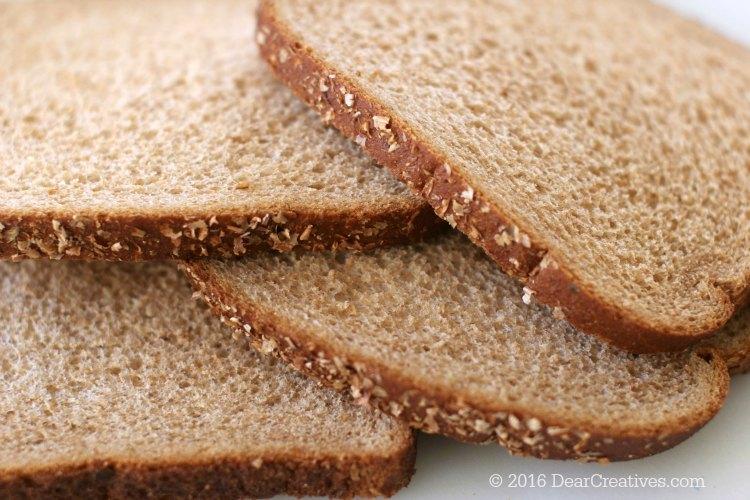 Sandwich Ideas Wheat bread