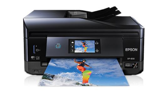 Free Printables |Epson Printer with photo