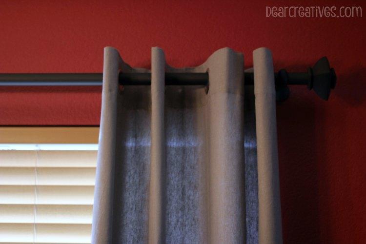 home decor linen essentials budget blinds closeup