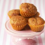 Apple Muffins Snack Ideas and recipe. Great for back to school lunch treat snack or after school snacks!