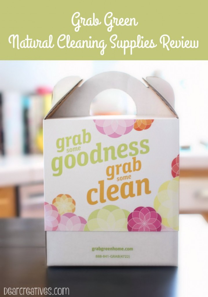 Cleaning Supplies Grab Green Review