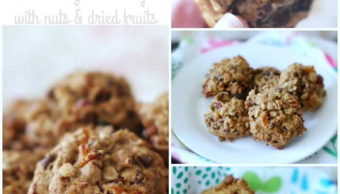 Rise And Shine Breakfast – Snack Cookies Recipe