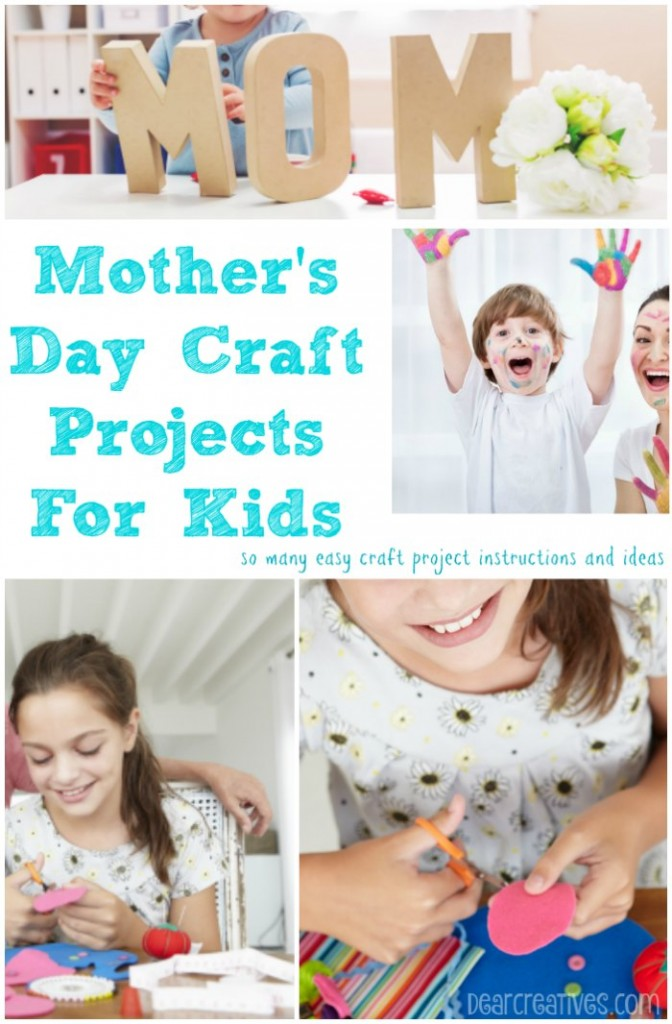 Felt Craft Projects | So many easy DIY Felt craft project instructions and ideas