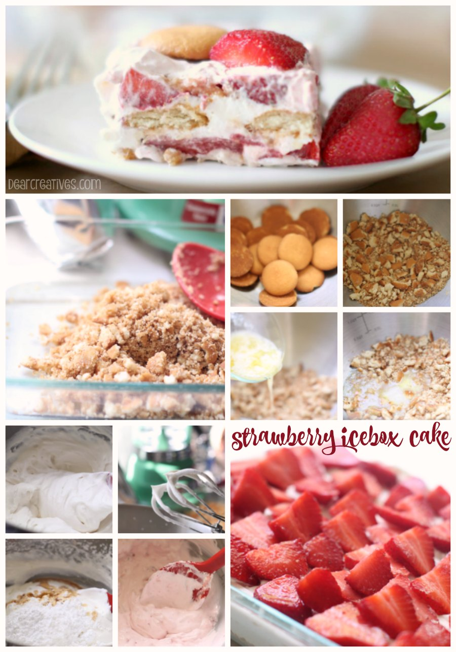 Icebox Cake Recipes Delicious No Bake Cake Recipes Made In The Icebox The Steps