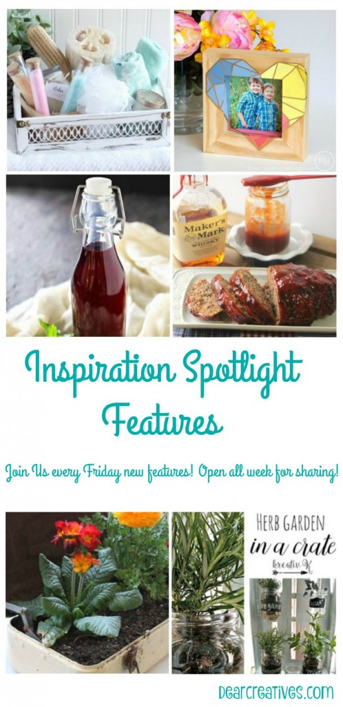 Linkup Party Inspiration Spotlight DearCreatives.com