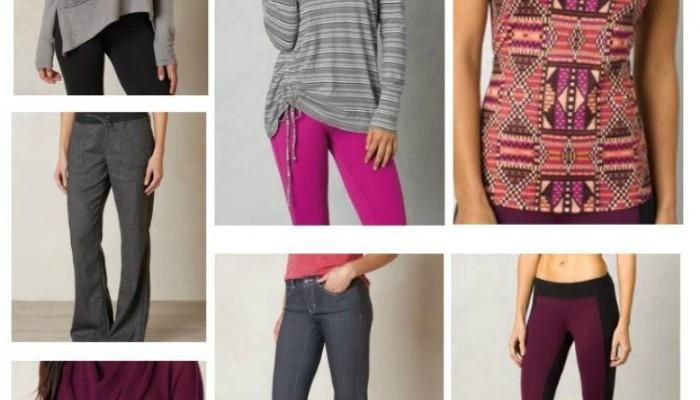 Workout? Yoga? Hike? Activewear Fashions You'll Love + #Giveaway #mmwearsprana