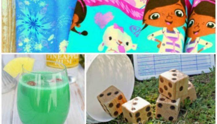 Linkup Parties My Favorite Things 170 Join Us!