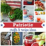 Patriotic Crafts And Recipes Perfect For Memorial Day Thru 4th Of July
