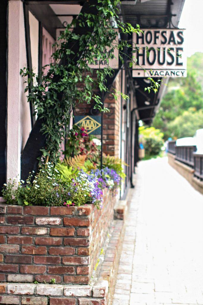Travel | Carmel California Carmel by the sea | Hofsas House Hotel