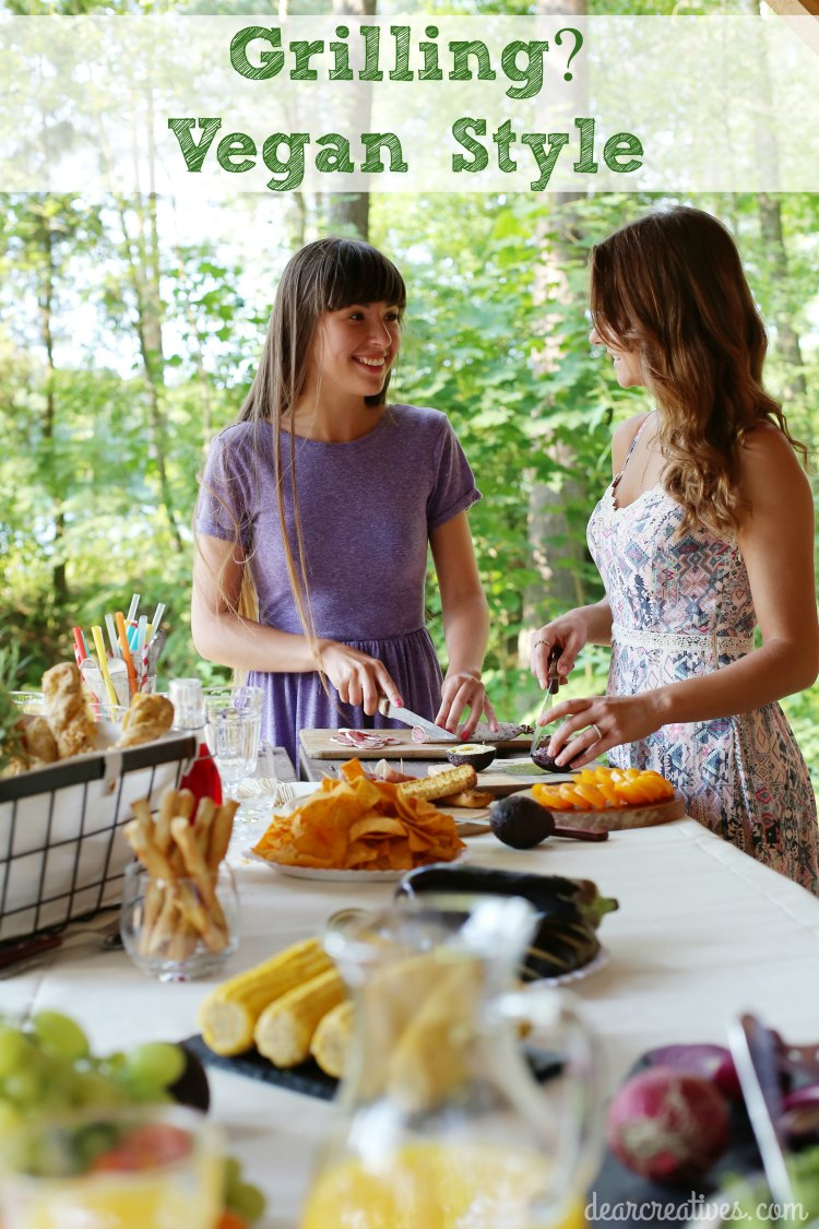Grilling Vegan Style: Alternatives You'll Want To Try!