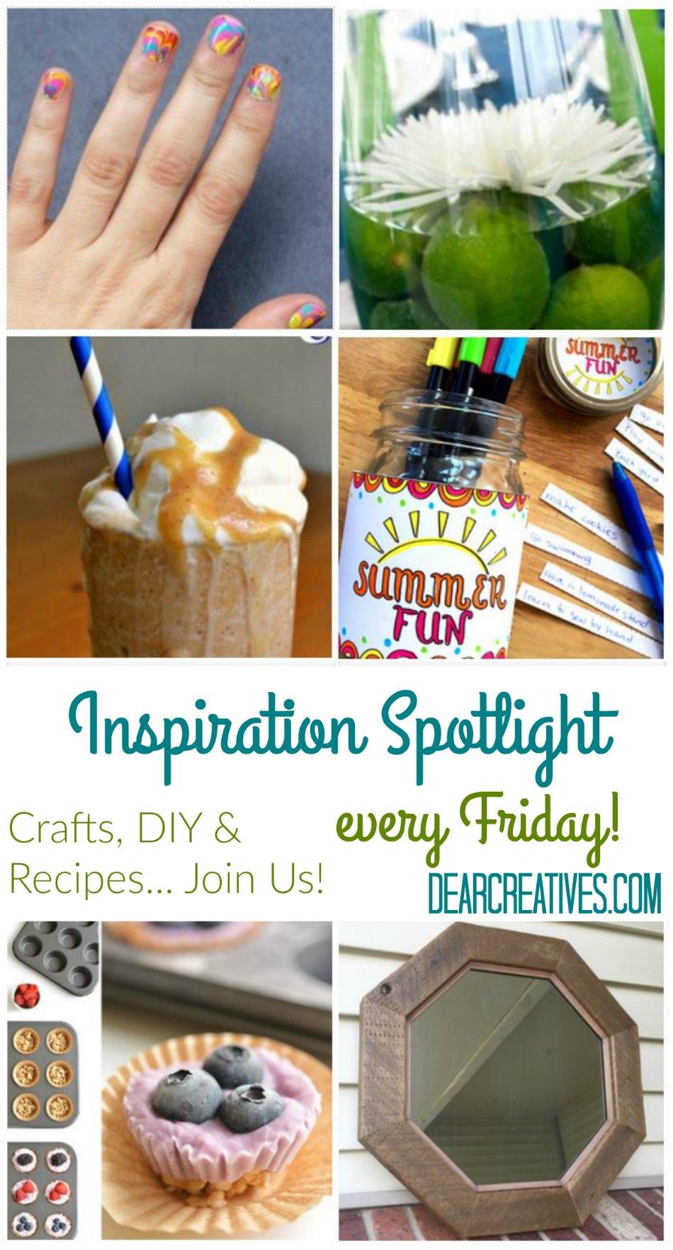 Linkup Party: Inspiration Spotlight 198 Join Us!