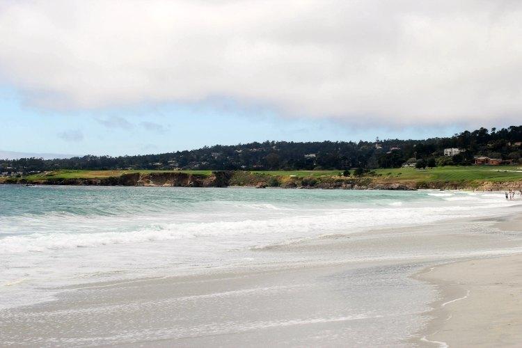 Travel | Carmel California | Carmel by the sea California | California white sand beach