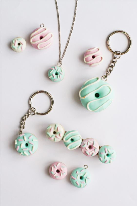 DIY Crafts Projects fun doughnut crafts and diys